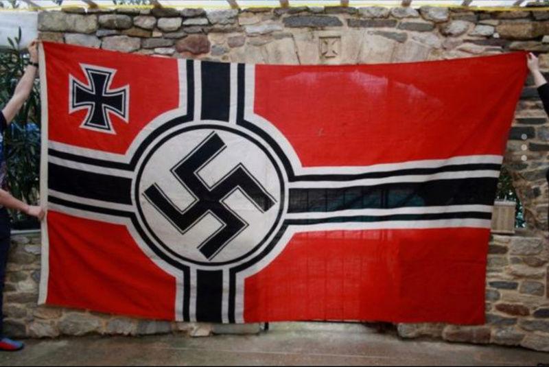 Reichskriegsflagge question/réponse  20170810