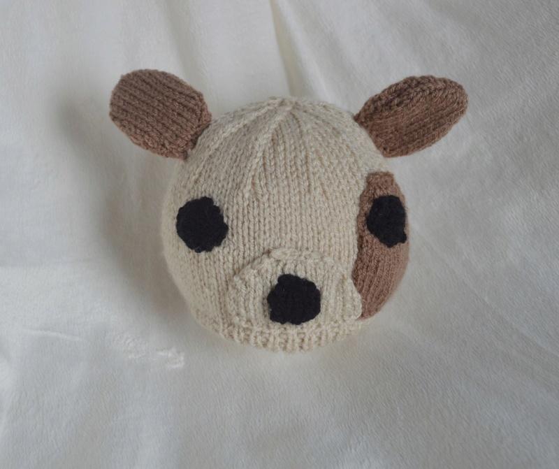 New animal  hat finished Dsc_0015
