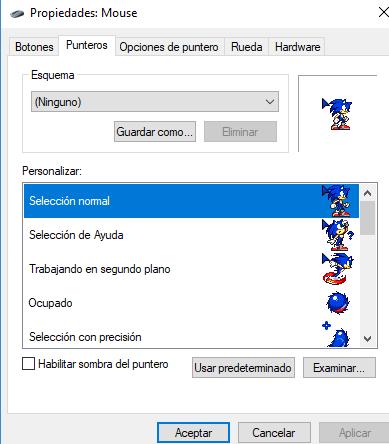 Cursor de Sonic 2017-110