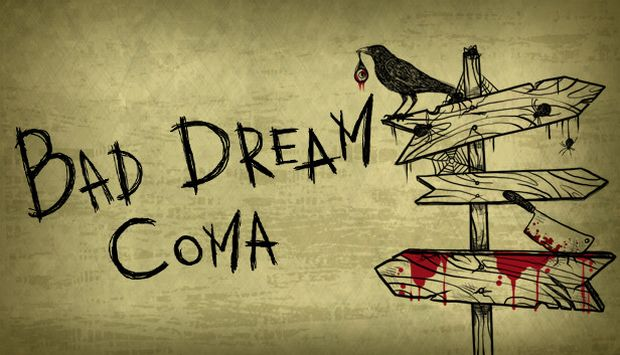 Bad Dream Coma  Baddre10