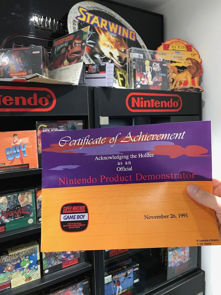 Ibrahim_faraj_uk Snes & World of Nintendo collection 5a10
