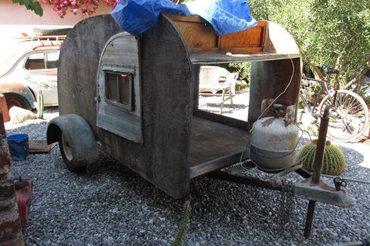 """1959 """"Scad A Bout"""" Teardrop trailer 20526010"""