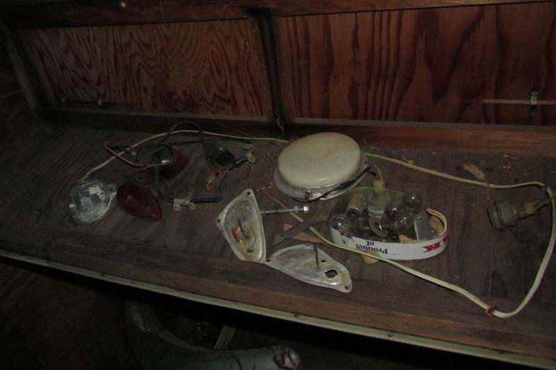 """1959 """"Scad A Bout"""" Teardrop trailer 20543810"""