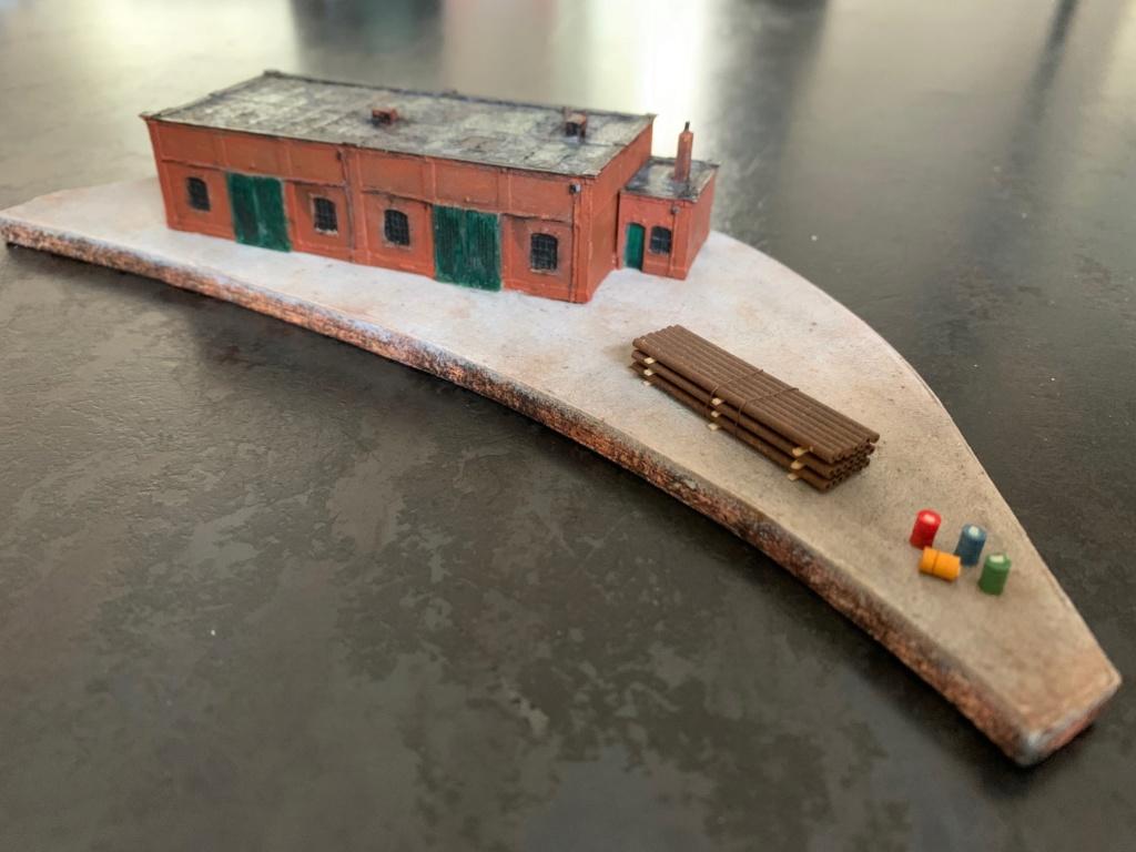 Tamarack Rock - Union Pacific Railroad 1915f310