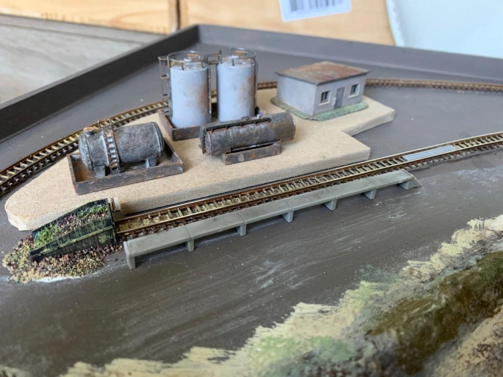 Tamarack Rock - Union Pacific Railroad 1f010010