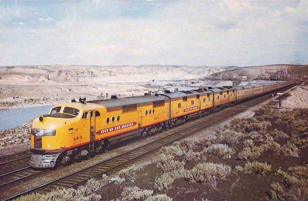 Tamarack Rock - Union Pacific Railroad Bbc99910