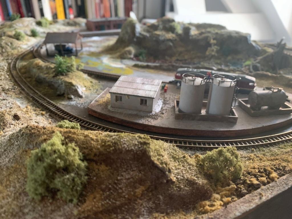 Tamarack Rock - Union Pacific Railroad E4035b10