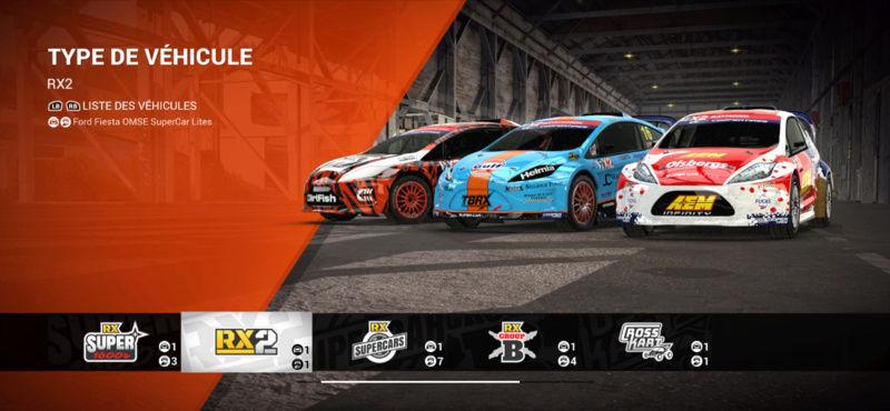 Championnat Rallycross 0112