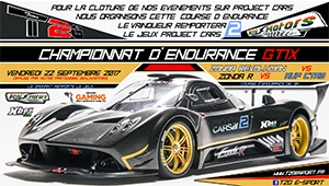 Endurance de SPA GT1X BY T2G
