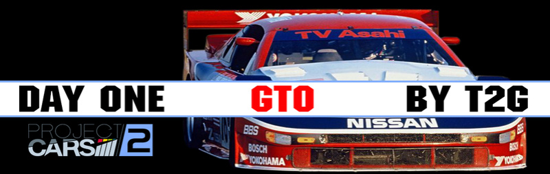 DAY ONE Championnat GTO BY T2G Titre10