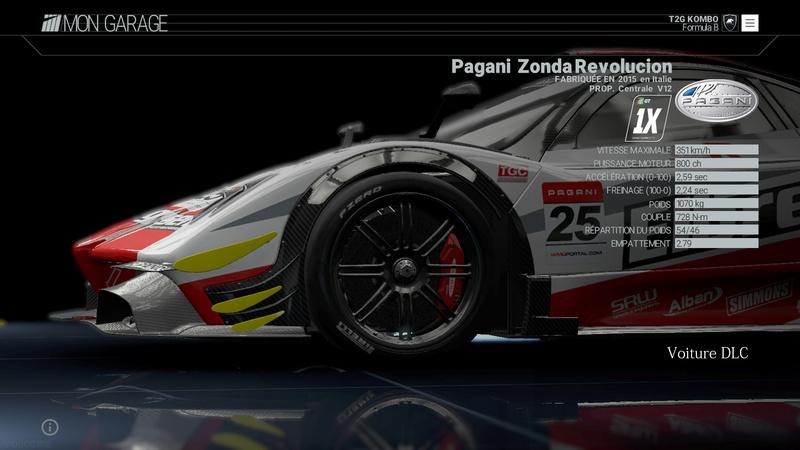 Endurance de SPA GT1X BY T2G Voitur11