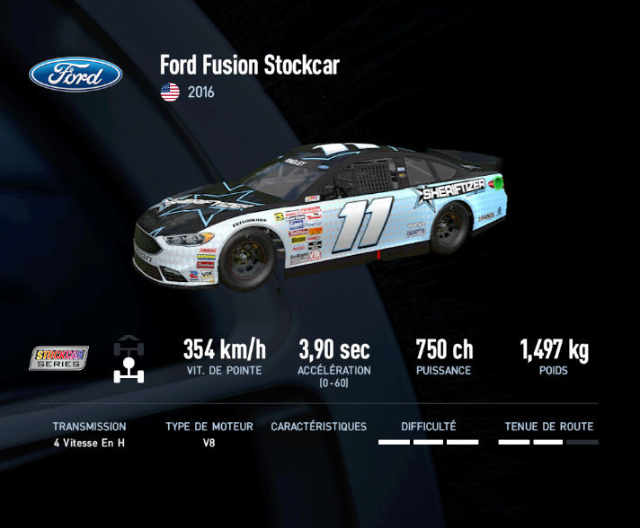 NASCAR DAYTONA 500 Voitur14