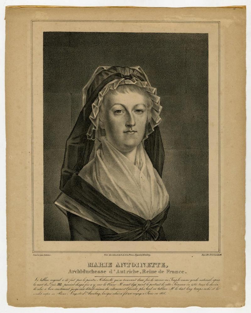 A vendre: gravures Marie-Antoinette et XVIIIe siècle - Page 3 30174710