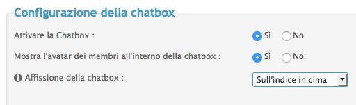 Chat Box Risolto Scherm15
