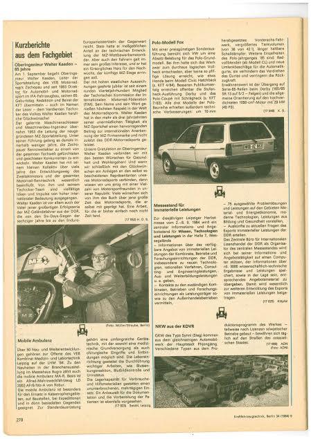 Histoire et évolution du moteur deux temps Walter10