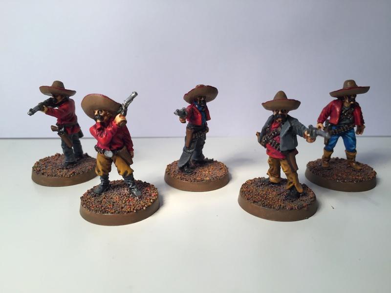 Bandes du Far West Mexica10