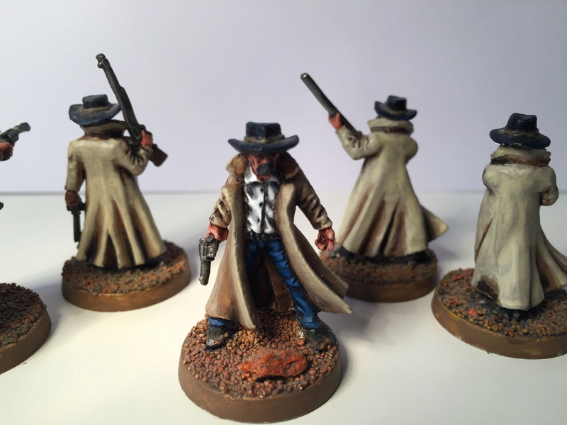 Bandes du Far West Outlaw11