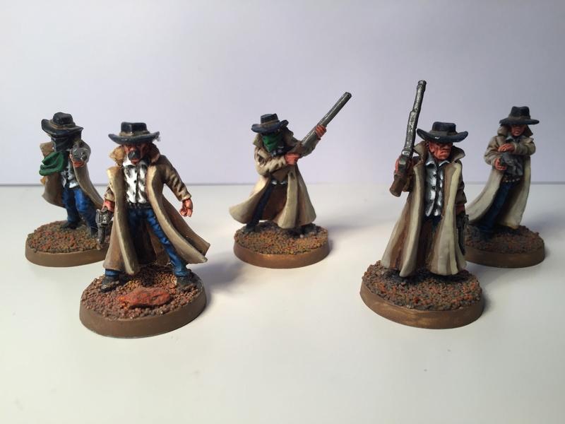 Bandes du Far West Outlaw12