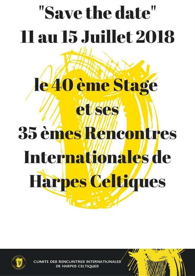 35es RENCONTRES INTERNATIONALES DE HARPES CELTIQUES  20228910