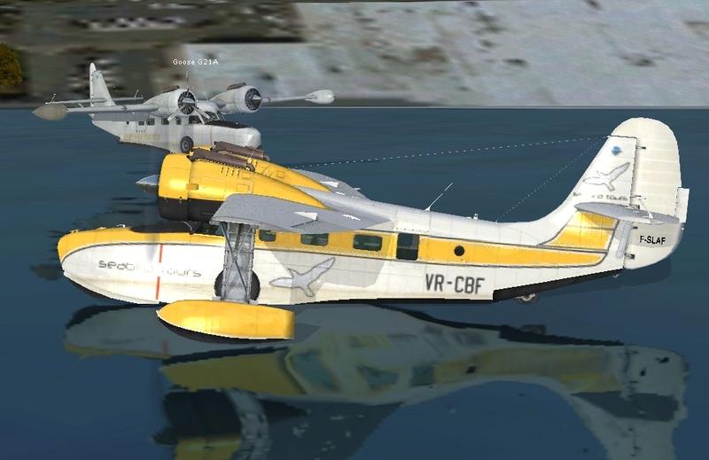 Compte rendu du vol Kenmore Air Harbor (W55) à Kenmore Air Harbor (W55) 1010