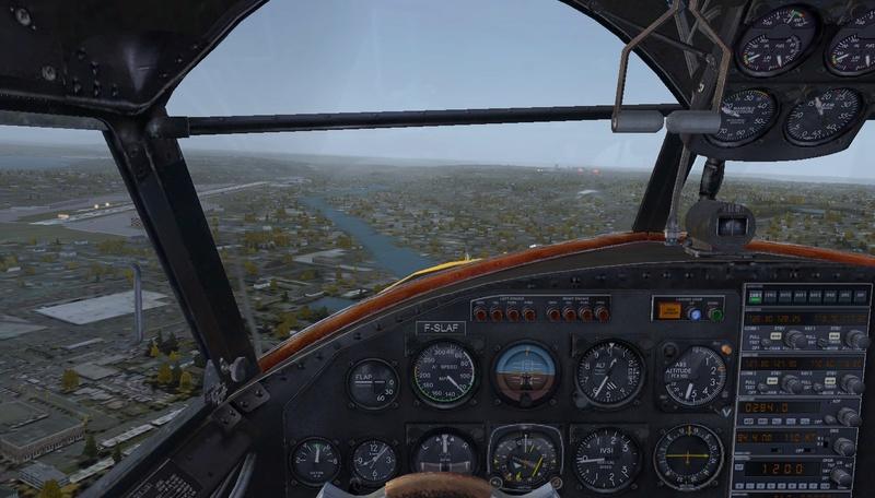 Compte rendu du vol Kenmore Air Harbor (W55) à Kenmore Air Harbor (W55) 110