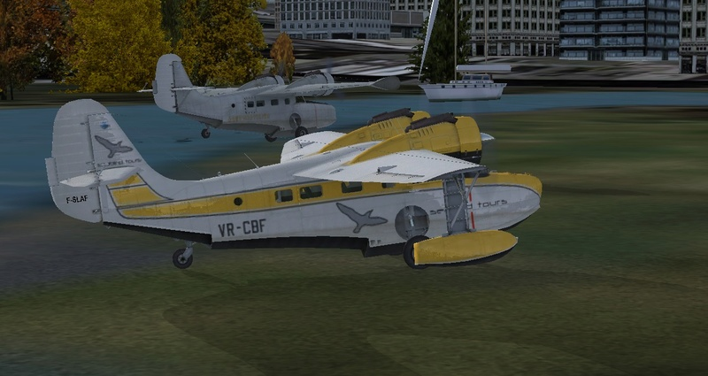 Compte rendu du vol Kenmore Air Harbor (W55) à Kenmore Air Harbor (W55) 1110