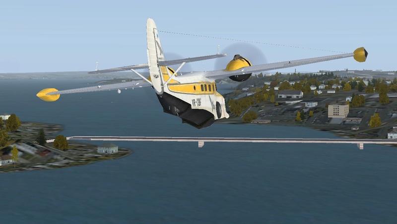 Compte rendu du vol Kenmore Air Harbor (W55) à Kenmore Air Harbor (W55) 210