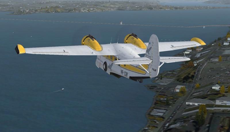 Compte rendu du vol Kenmore Air Harbor (W55) à Kenmore Air Harbor (W55) 310