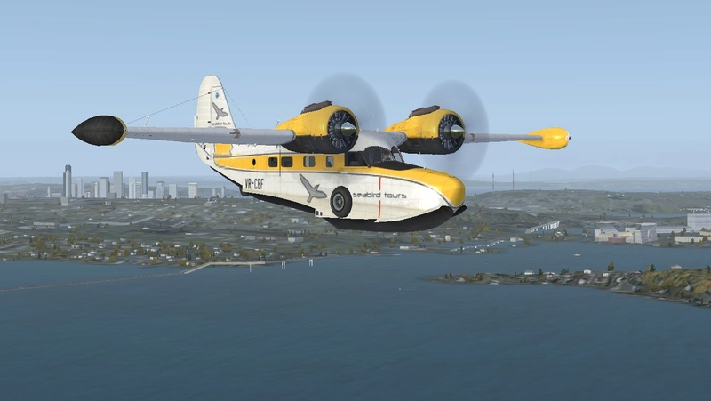 Compte rendu du vol Kenmore Air Harbor (W55) à Kenmore Air Harbor (W55) 410