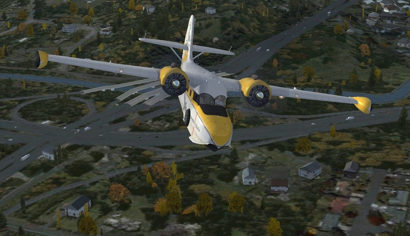 Compte rendu du vol Kenmore Air Harbor (W55) à Kenmore Air Harbor (W55) 610