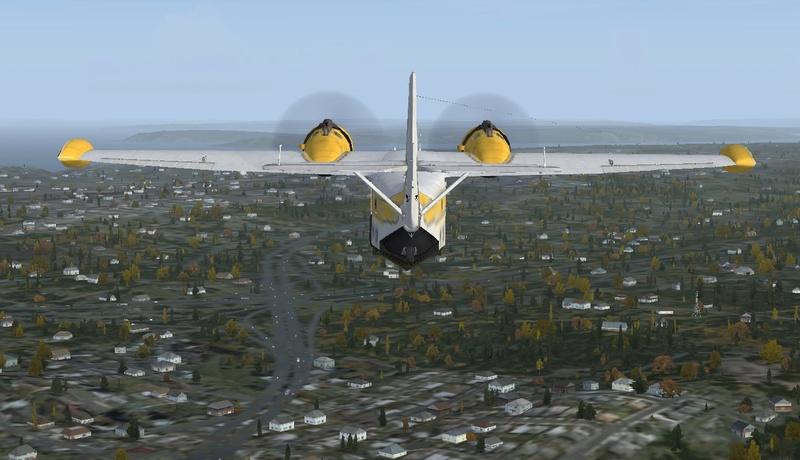 Compte rendu du vol Kenmore Air Harbor (W55) à Kenmore Air Harbor (W55) 710