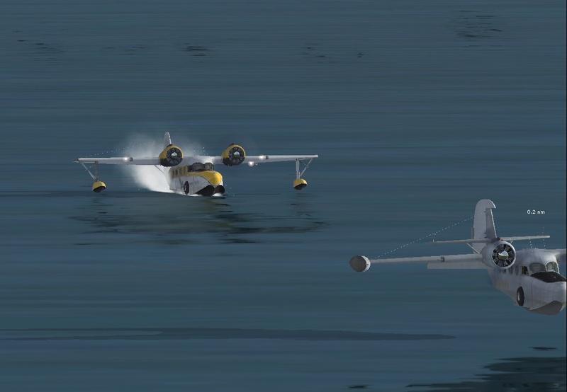 Compte rendu du vol Kenmore Air Harbor (W55) à Kenmore Air Harbor (W55) 910
