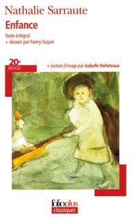 théâtre - Nathalie Sarraute  Enfanc10
