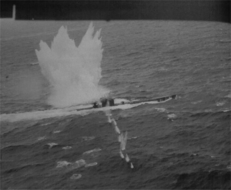 La fin des u-boot de l'escadre de Doenitz 11-u-810