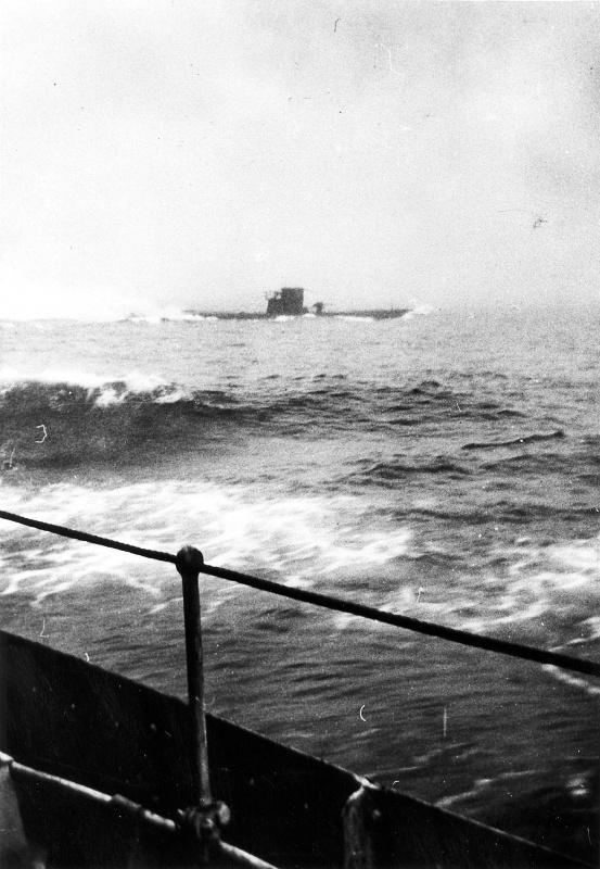 La fin des u-boot de l'escadre de Doenitz 8-u-2110