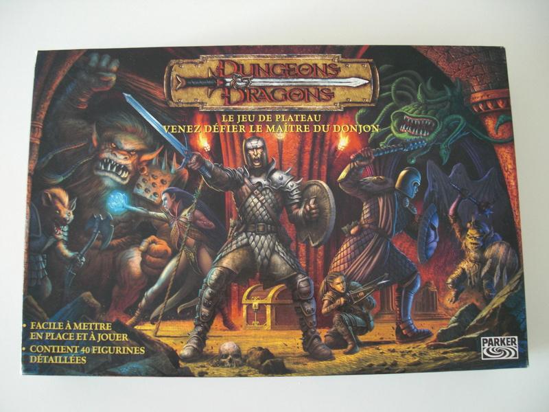 [ESTIM] Console Nintendo Nes, Donjons et Dragons et World of Warcraft. Cimg0712