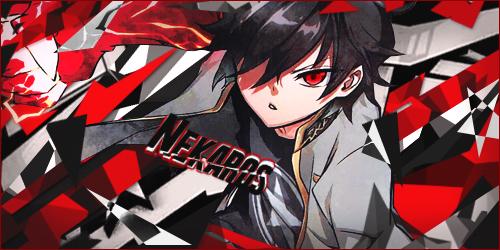 My name is Nekaros just Nekaros Nekaro13