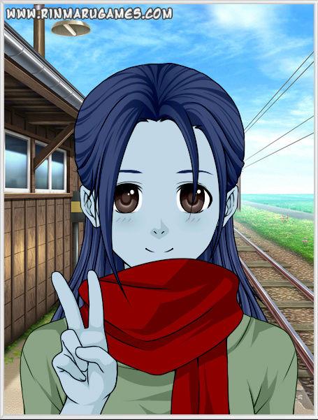 Ta furry en humain anime/manga ! Ayumi12