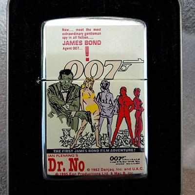 Le dernier arrivé de Dr.No - Page 2 Zippo_10