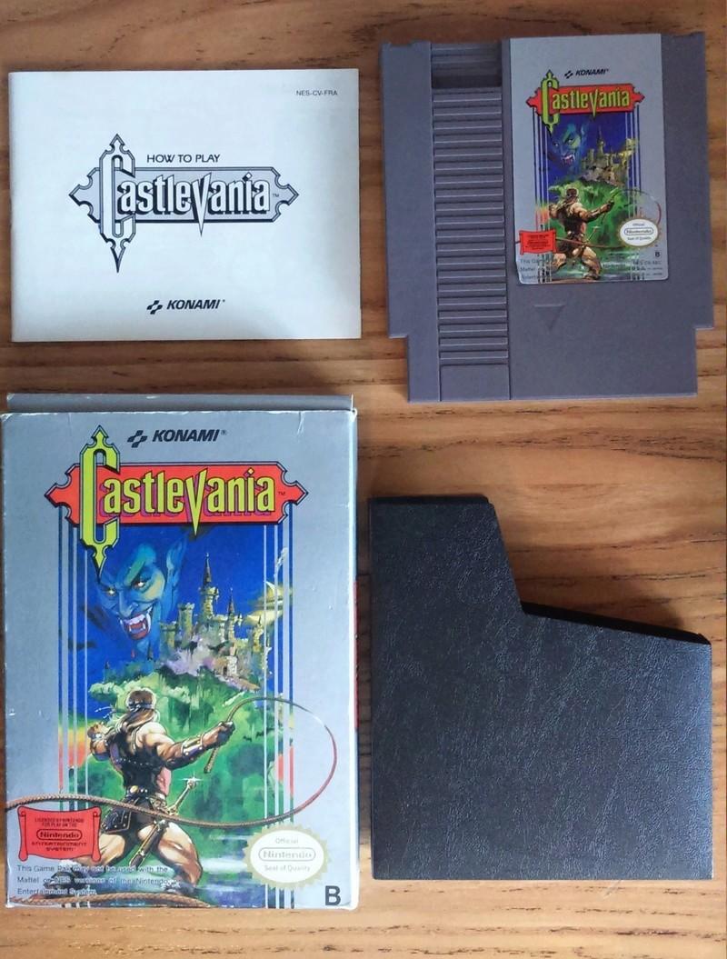 [ESTIM] Castlevania 1 complet sur NES Dsc_0010