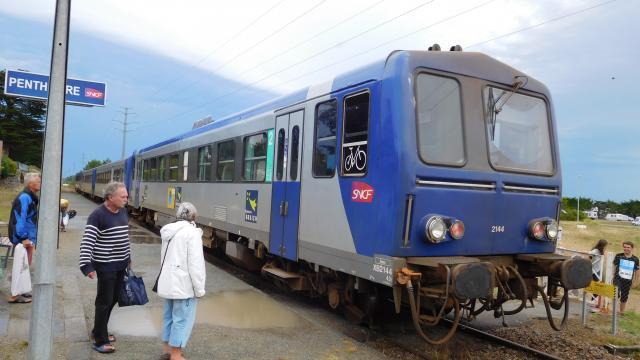 Transports. Comment joindre Auray à Quiberon? Transp10