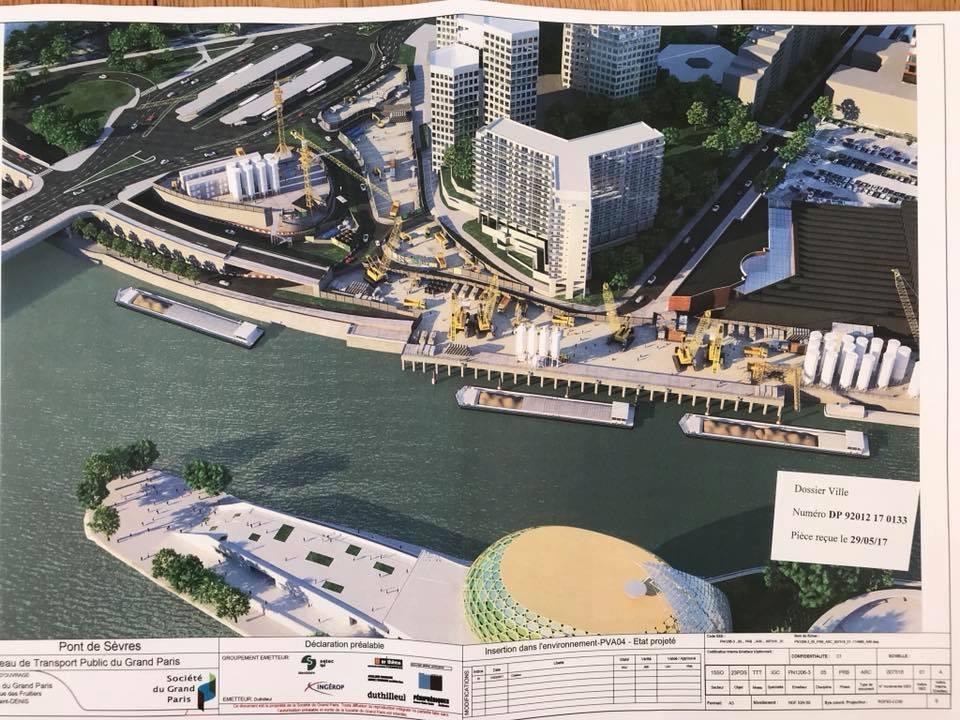 Transports en commun - Grand Paris Express - Page 6 21371111