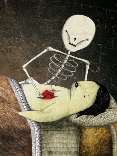 Femme qui court avec les loups, de Clarissa Pinkola Estés (livre) La-fem10