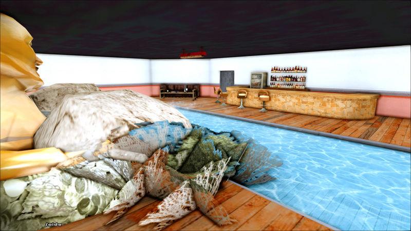 [Vente] Yatch + piscine intérieure (tarif attractif) Sa-mp155