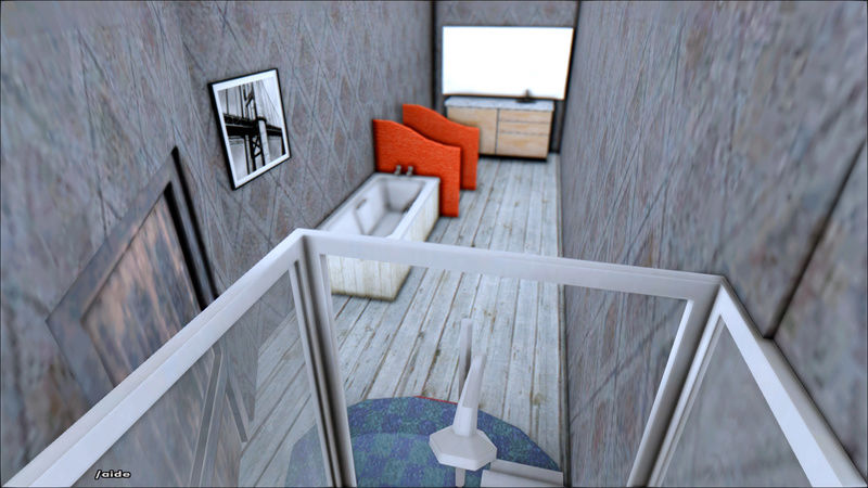 [Vente] Yatch + piscine intérieure (tarif attractif) Sa-mp158