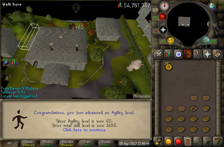 Simba's long journey to max cape Agilit11