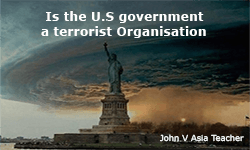Is the US Government a Terrorist Organisation