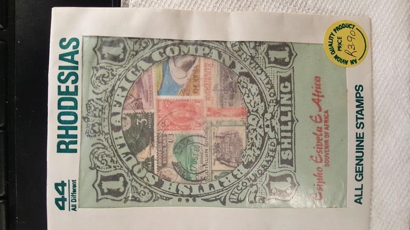 Rhodesia Items Slide417