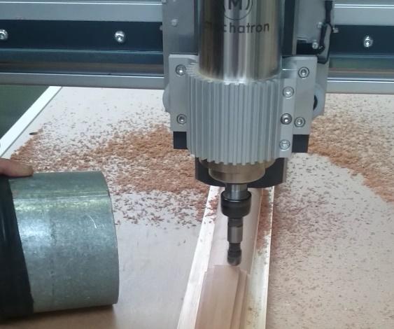 Notre CNC bois Usinag10
