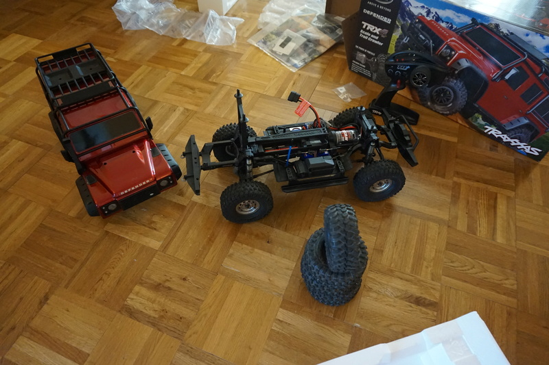 Traxxas Trx 4 Thing Dsc08711